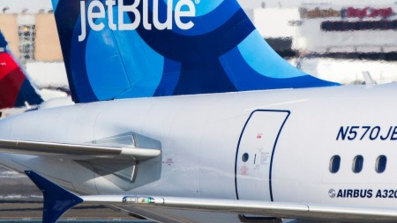 Amazon.com clicks with JetBlue