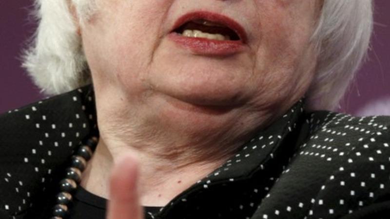 VERBATIM: Yellen warns stocks 'quite high'