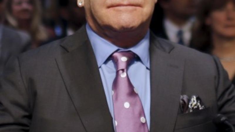 VERBATIM: Elton John on AIDS campaign