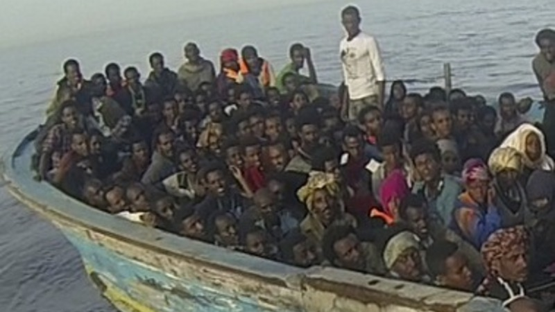 Red Cross: Don't label migrants 'illegal'