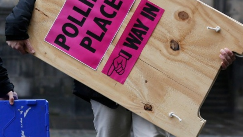 UK voters head to the polls