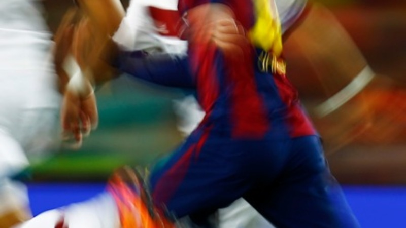 Barcelona beats Bayern in UEFA semi-final