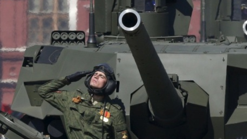 Russia's 'masterpiece' weapon suffers a hiccup