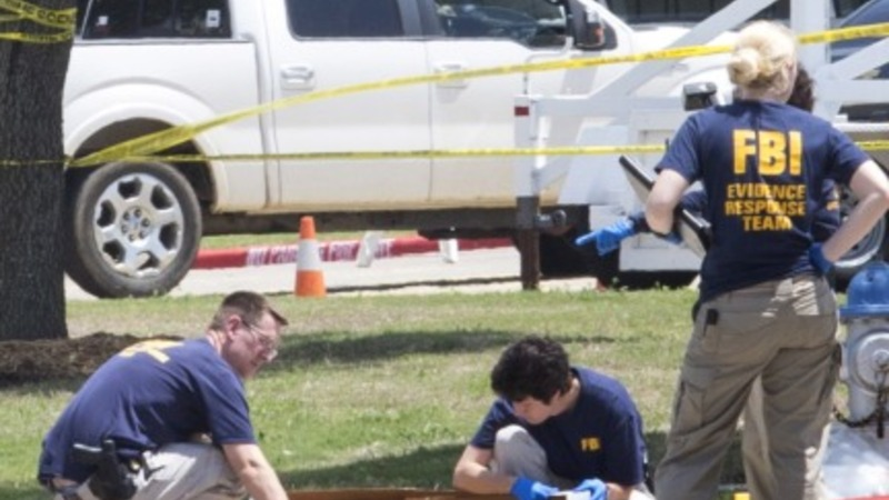 Feds tipped police before Texas shooting