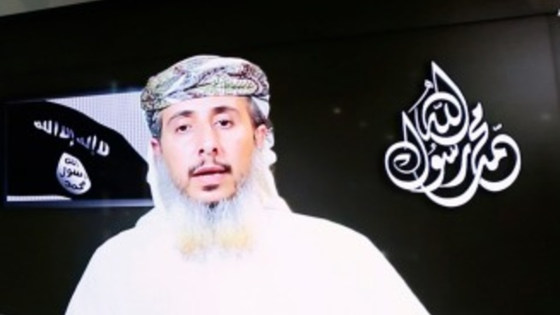 Al Qaeda says U.S. drone kills top leader