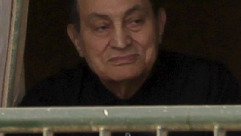 Egypt's Mubarak given three years for corruption