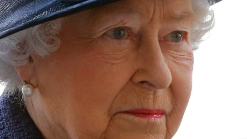 Britain's Queen marks VE Day