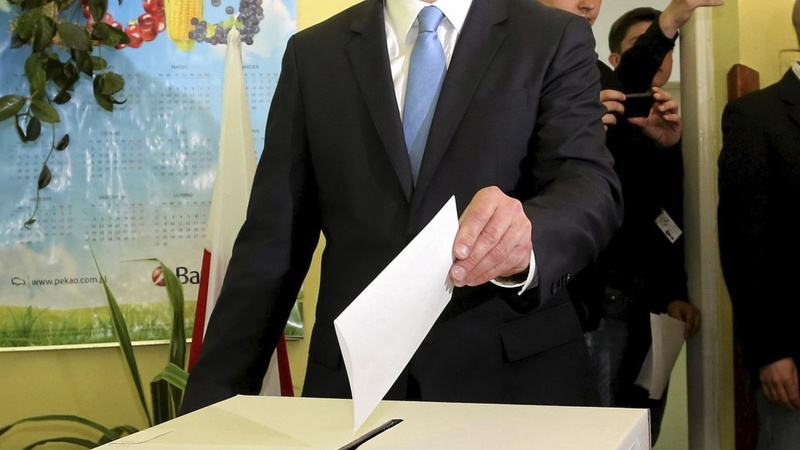 Shock exit poll result in Poland's election