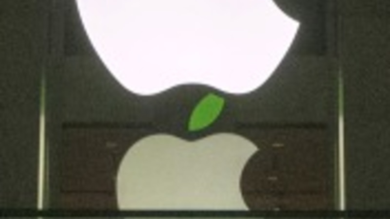 Apple goes green in China