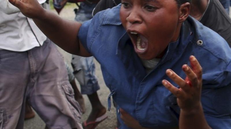 Chaos and fear in Burundi