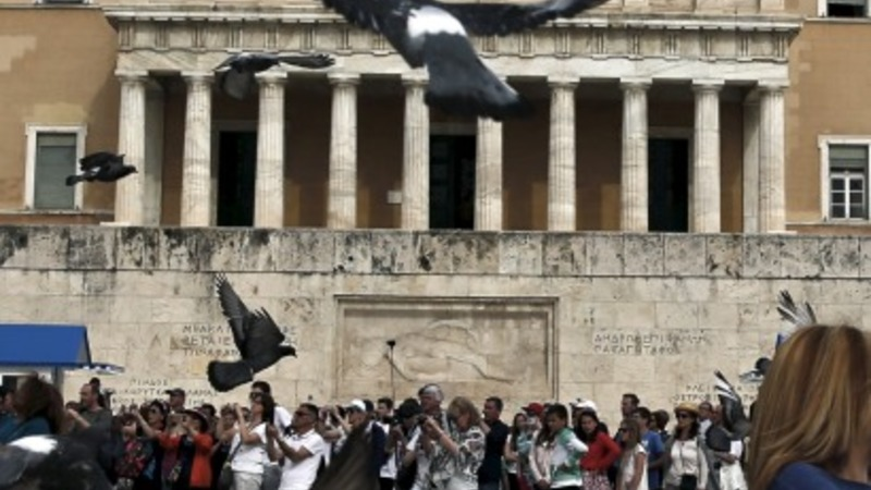 Greek reaction to bailout talks