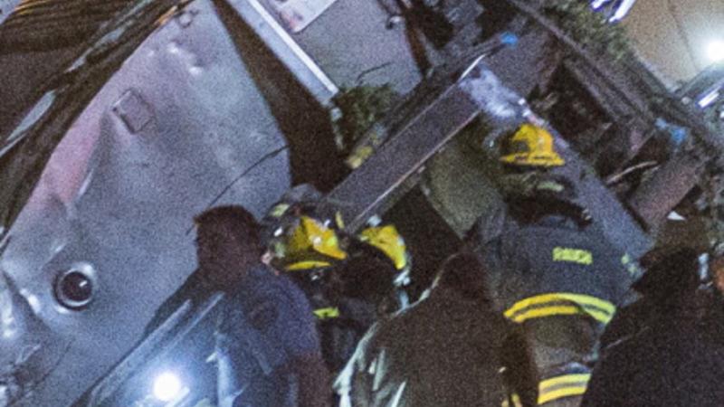 At least 6 killed in Amtrak train derailment