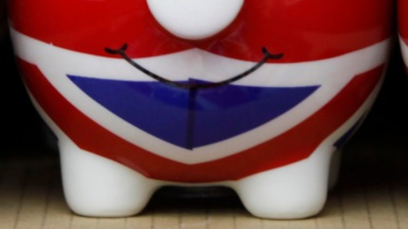 BOE predicts slower growth in UK