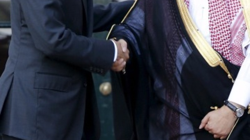 Gulf leaders try to nudge Obama on Iran