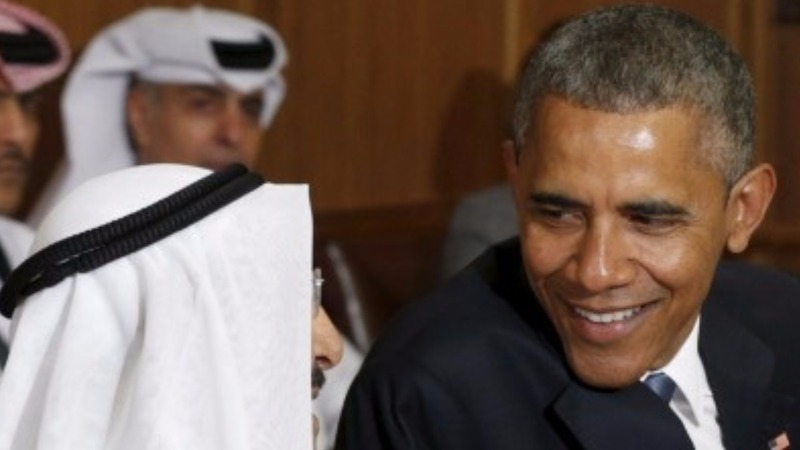 Obama offers Gulf leaders ironclad security