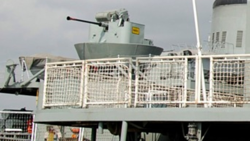 Iran fires on Singapore tanker in the Gulf