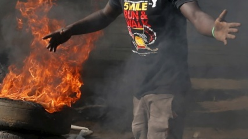 Arrests over coup attempt in Burundi