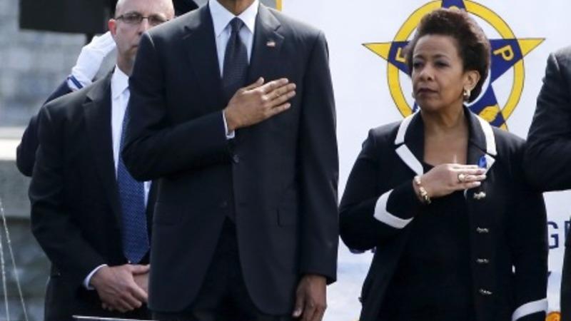 VERBATIM Obama on police and U.S. communities