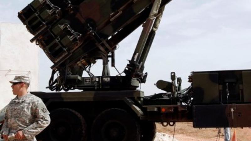 Gulf missile shield counters Iran threat