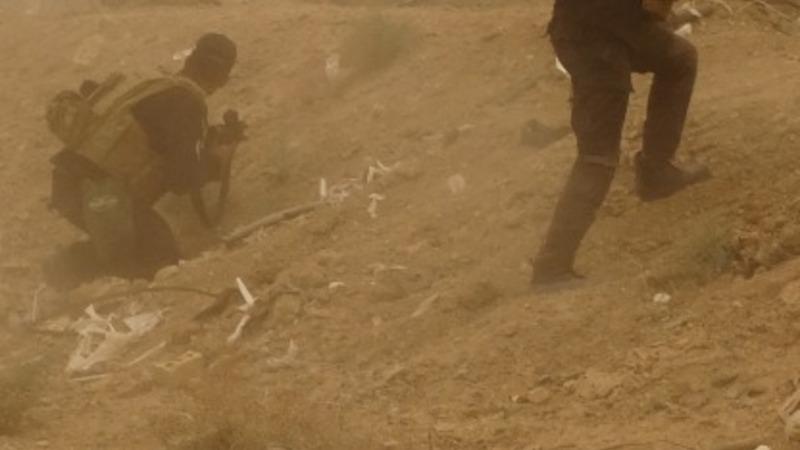 Ramadi rocked by new Islamic State assault