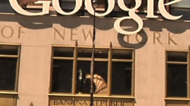 High-tech tenants push NYC property boom