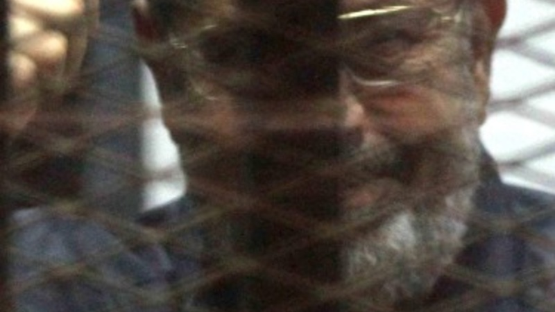 Egypt's Mursi faces death sentence