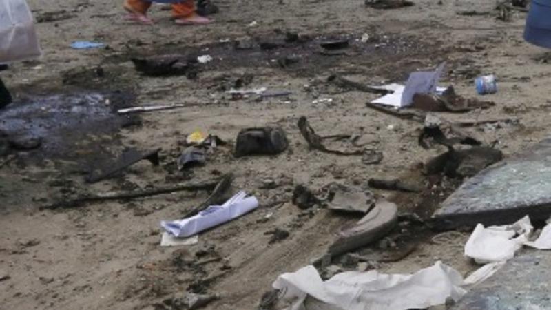 Afghan blast kills 3
