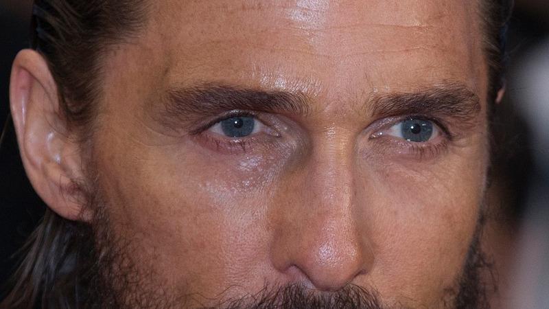 Matthew McConaughey's film booed at Cannes