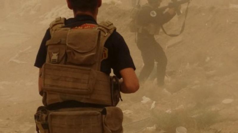 ISIS says it has full control of Ramadi