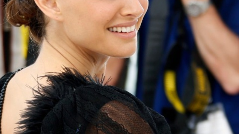 VERBATIM: Natalie Portman on Cannes debut
