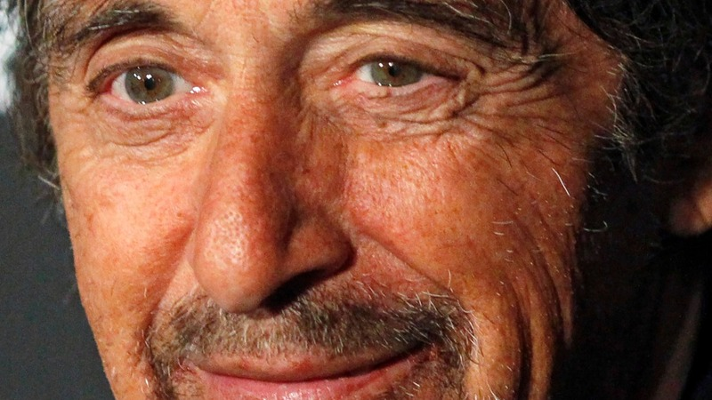 Pacino turns comic for 'Danny Collins'