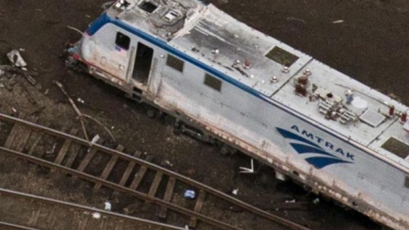 Amtrak hit by derailment lawsuits