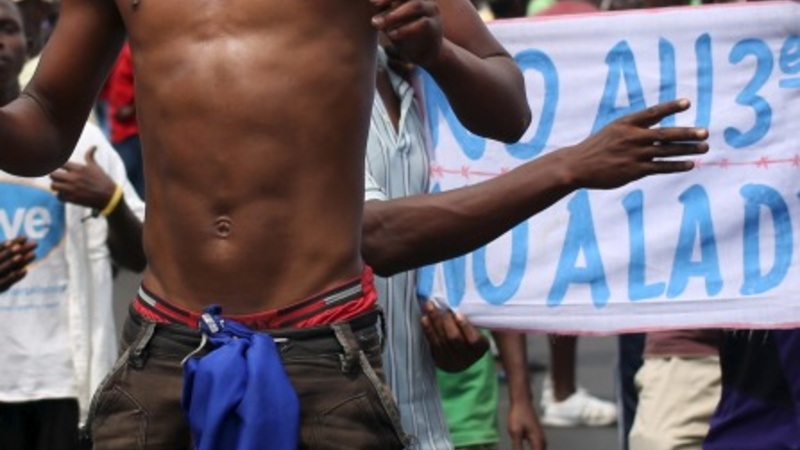Burundi protesters gather in capital