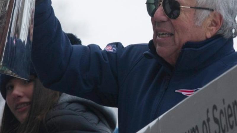VERBATIM: Patriots won't fight NFL penalty