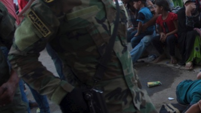 Iraq, US fear sectarian strife in Ramadi