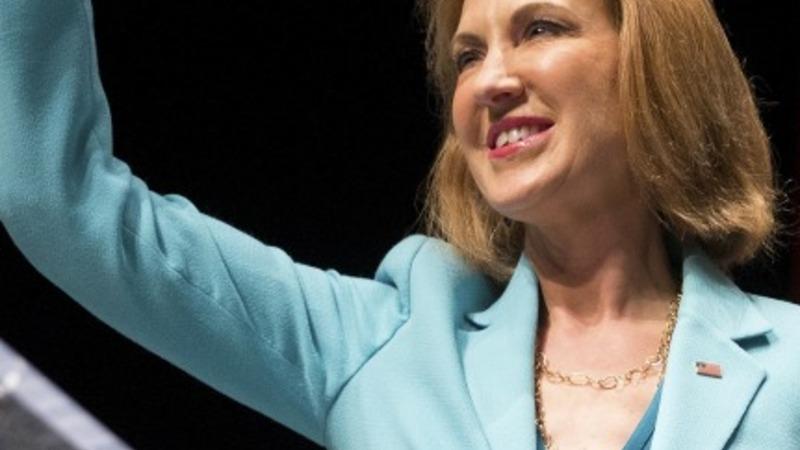 Some ex-Fiorina staff shun White House run