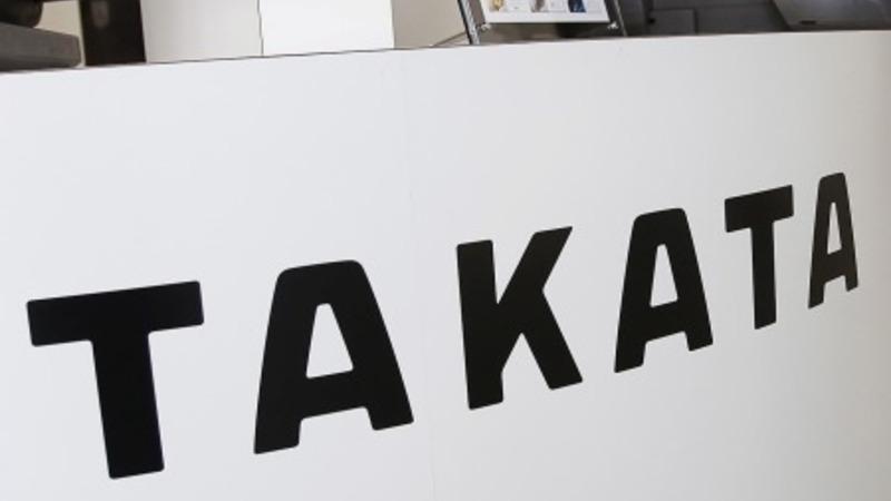 """Extraordinary"" measures in Takata's recall"