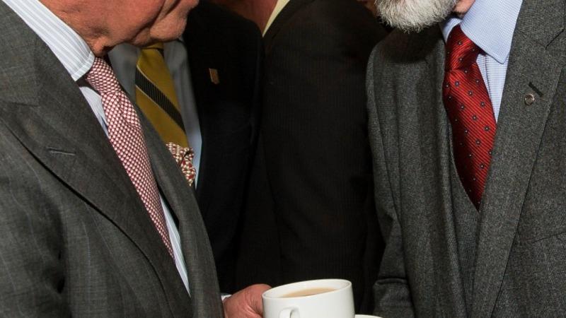 Handshake done, now to mourn Mountbatten