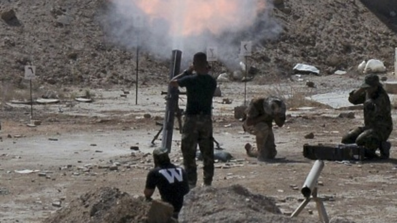 Iraqi forces thwart IS attack east of Ramadi