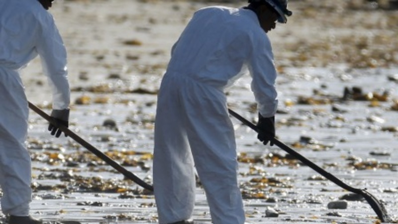 State of emergency after California oil spill