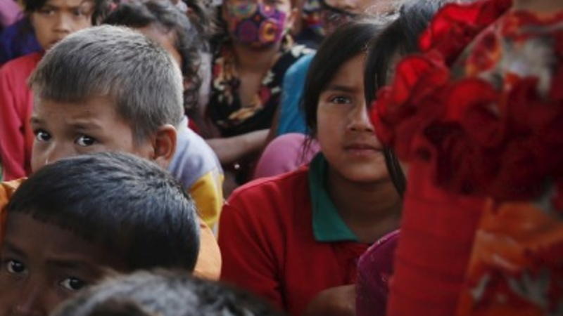 Fears of human trafficking after Nepal quakes