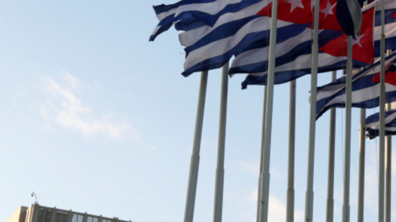U.S. and Cuba talks on reopening embassies