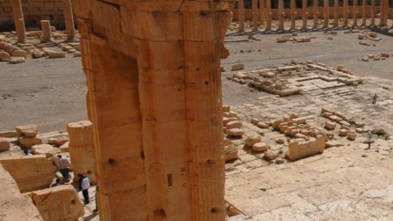 World heritage in peril as IS seize Palmyra