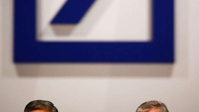 Deutsche Bank reshuffle not enough?