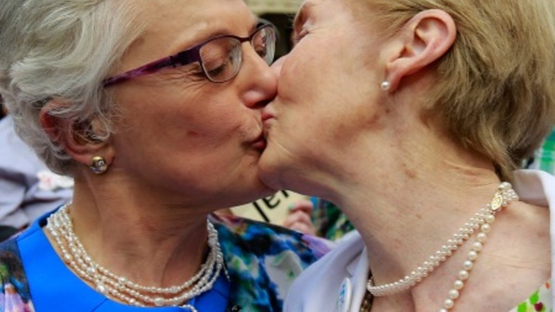 Ireland revels in marriage equality