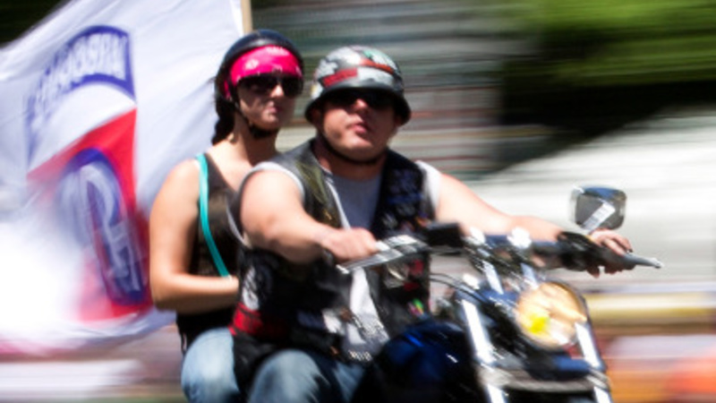 Summer rallies put bikers under scrutiny