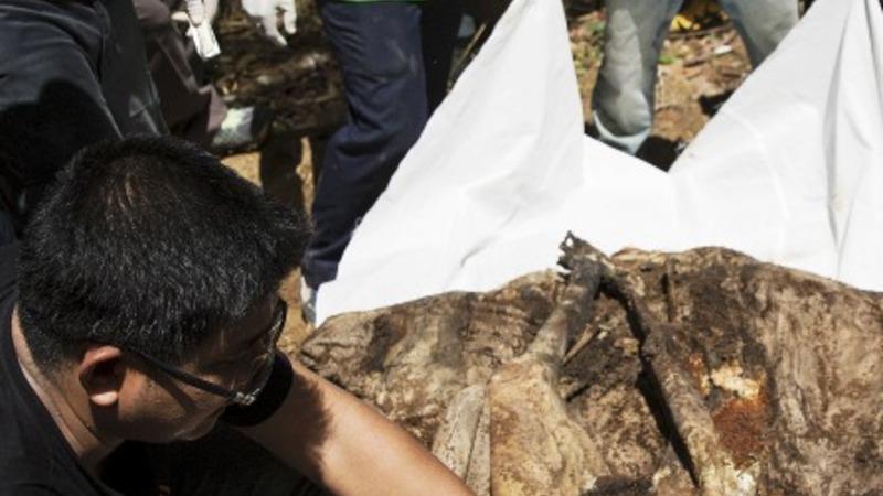 VERBATIM: Malaysia finds 139 migrant graves