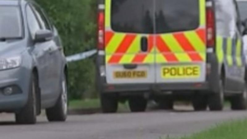 Triple killer suspect found dead