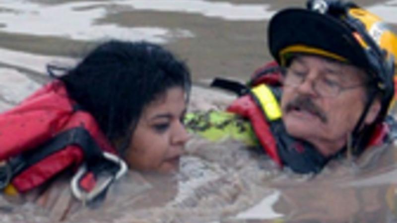 Five dead, 12 missing in Texas floods