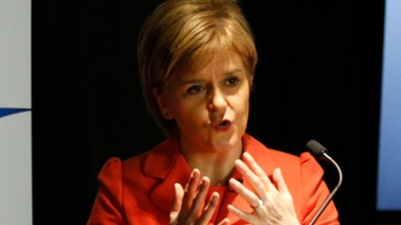 VERBATIM: Nicola Sturgeon's business pledge